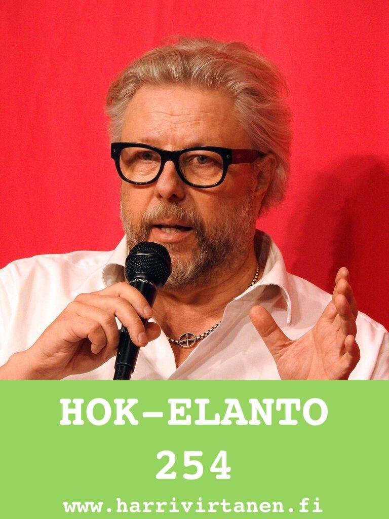 Harri Virtanen on ehdolla HOK-Elanto -vaalissa. Kuva: Jari Loisa